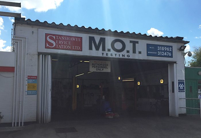 MOT Garage in Yate
